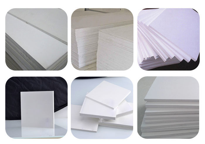 4x8 15mm Expanded Foam Sheet , Cabinets Use White Foam Board Customized